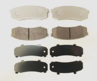 Toyota Land Cruiser 2.4TD - LJ78 Jap Import (1990-05/1993)  - Rear Brake Pad Set With Shims